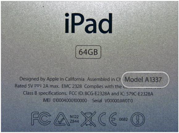 ipad-model-identifier