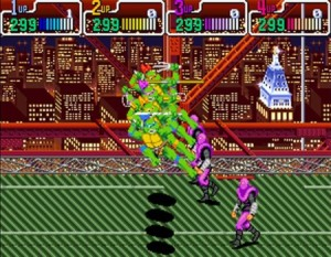 Video-Game-Brothers-Ninja-Turtles