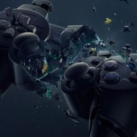 video-games-black-broken-sony-console-crash-playstation-destroyed-crush-dualshock-gamepad-controller_www.wallmay.com_44-702x360