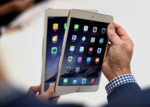 Apple Inc. Announces The New iPad Air 2 And iPad Mini 3