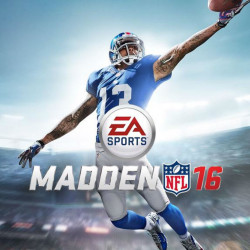 madden nfl 16 wall