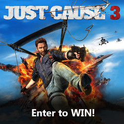 Just Cause 3 Blog