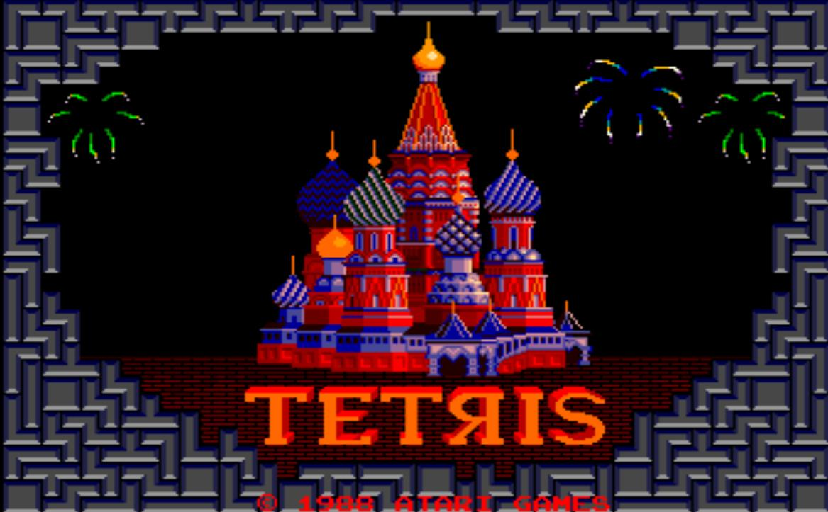 tetris franchise