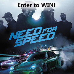 Need for Speed Contest