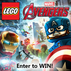LEGO Avengers Contest