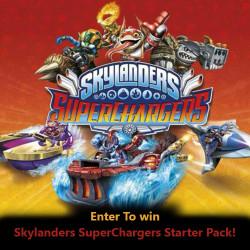 Skylander SuperChargers Contest