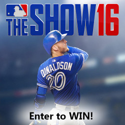 MLB Show 16 Contest
