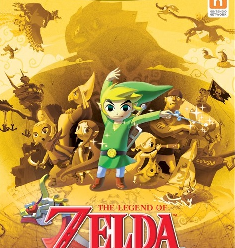 wii u legend of zelda
