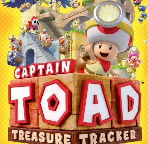 wii u captain toad