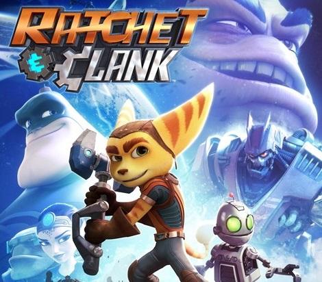 PS4 Ratchet Clank