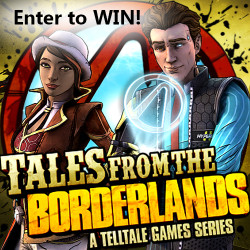 Tales Borderlands Contest