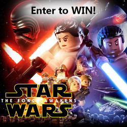 LEGO Star Wars Contest