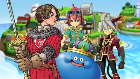 NX Dragon Quest