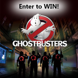 Ghostbusters Contest