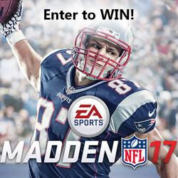 Madden 17 Contest