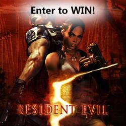 Resident Evil 5 Contest