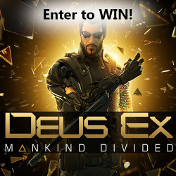 Mankind Divided Contest