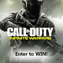 Call of Duty Infinite Warfare Contest