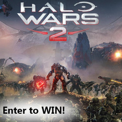 Halo Wars 2 Contest