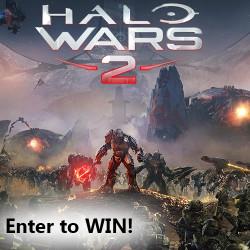 Halo Wars 2 Contest