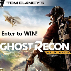 Ghost Recon Wildlands Contest