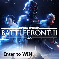 Star Wars Battlefront 2 Contest