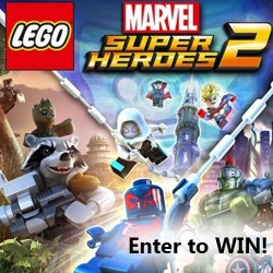 Lego Marvel Superheroes 2 Contest