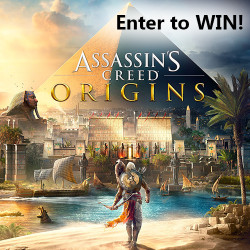 Assassins Creed Origins Contest